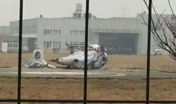 1月6日下午,四川西林凤腾通用航空公司不断升机掉落。