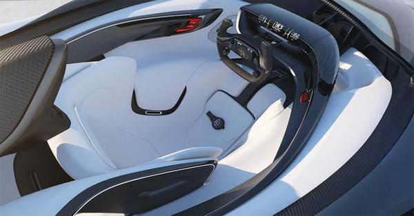 乐视汽车售价格多少钱 超级汽车FFzero1发布时间高清图片