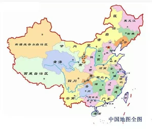 """中国""""偏见""""地图,我们山西人人都是煤老板!"""