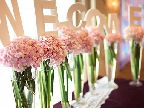 婚礼现场鲜花的布置技巧