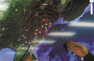 韩国政府研究核试验造成的影响 供图/IC
