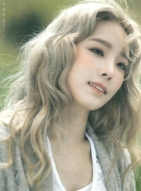 金泰妍(taeyeon)