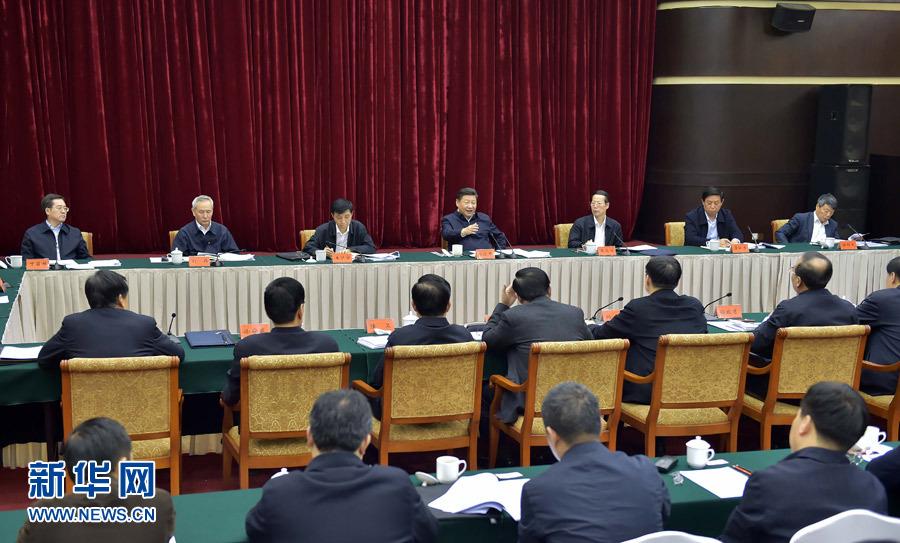 1月5日,中共中央总书记、国家主席、中央军委主席习近平在重庆召开推动长江经济带发展座谈会,听取对推动长江经济带发展的意见和建议并发表重要讲话。