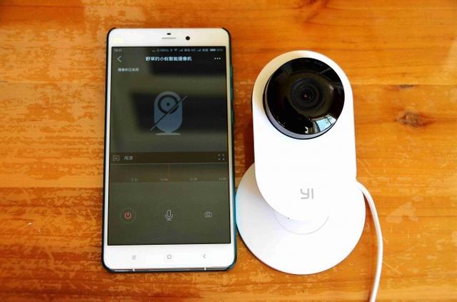 小米(小蚁)智能摄像机-安防监控的好帮手!图片