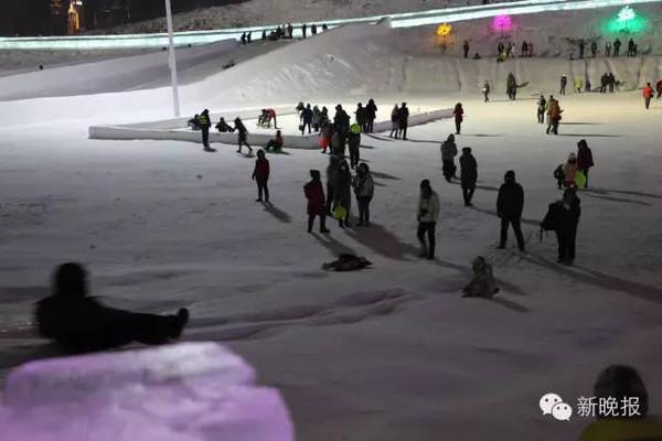 冰雪大世界2016必读攻略【吃喝玩乐赏】|哈尔滨人不去也得知道啊