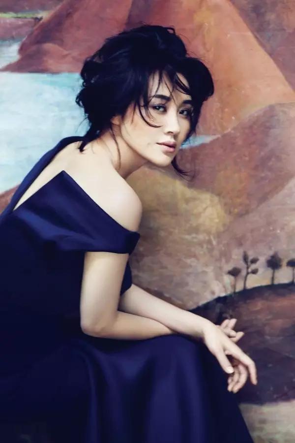 许晴:女人的风情,从四十岁才刚刚开始