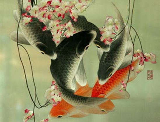 中国四大名绣之苏绣