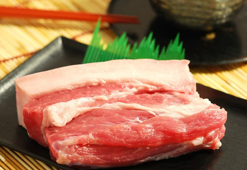 【包子河蟹】你买的猪肉新鲜?整选材要多久图片