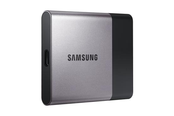 T3 系列产品涵盖了不同容量,从250 GB开始,一直到惊人的2 TB,这使得T3 成为一款真正令人瞠目的硬盘驱动器,可以轻松存储几乎你的全部照片和视频。