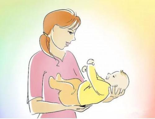 准父母应该学学正确抱宝宝的姿势,让宝宝更舒服