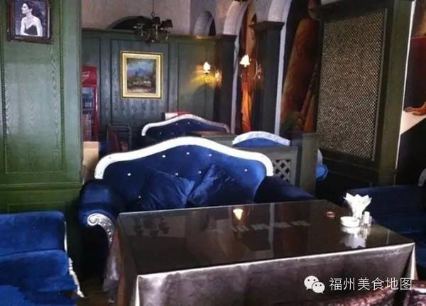 福州小资咖啡馆微攻略,福州上流社会人士必收藏