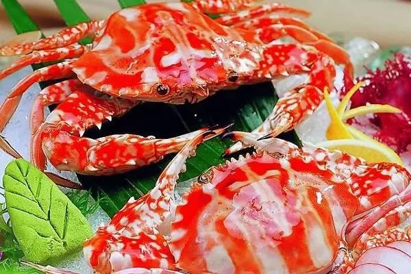 海蟹内部结构图