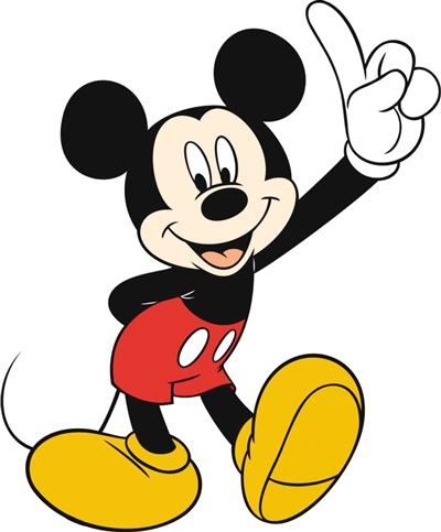 迪士尼童话城堡效果图。
