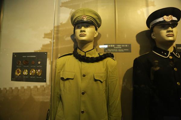 清末警察(1908-1911年)