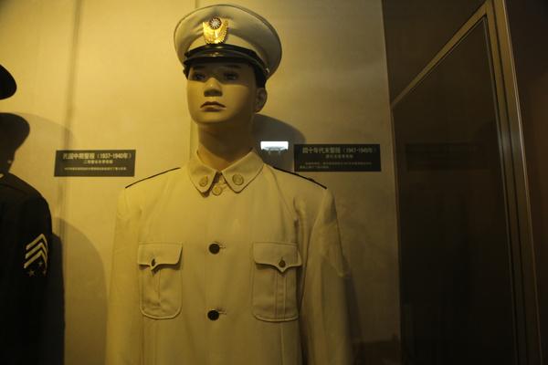 四十年代末警察(1947-1949年)