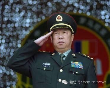 近期最火的将军是谁,必须是新任 陆军司令李作成。