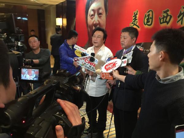 黄晓枫携《万象更新的中国》将贺岁中国年