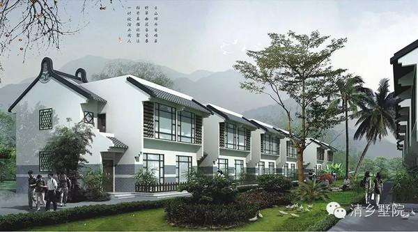 清墅农村自建房-中式小康之家图片
