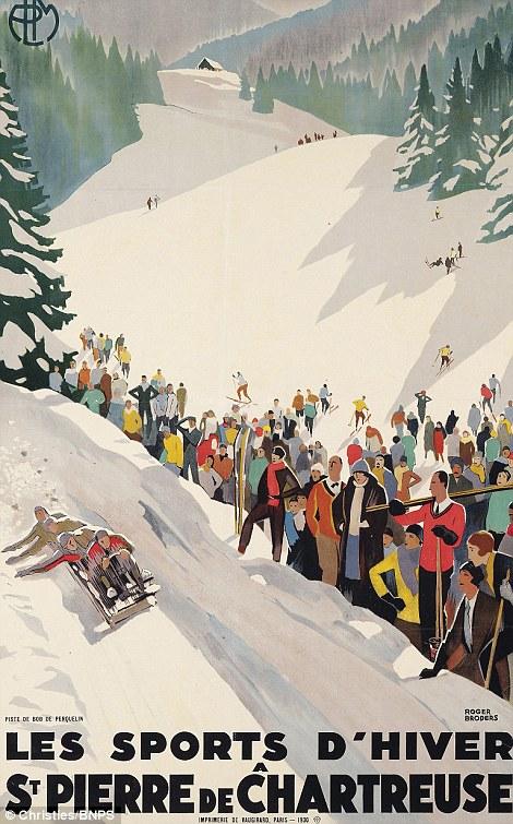这些海报的拍卖会将在1月21日进行,拍卖的海报共有197张,价格从700英镑(约合人民币6741元)到2.5万英镑(约合人民币24万)不等,购买者多是富豪,按拍卖价格计算总销售金额可达100万英镑(约合人民币963万)。其中价格最高的两幅作品是由瑞典艺术家兼插画家卡尔・莫斯所做,卡尔曾以自己的海报作品夺得1928年奥运会艺术赛银奖。