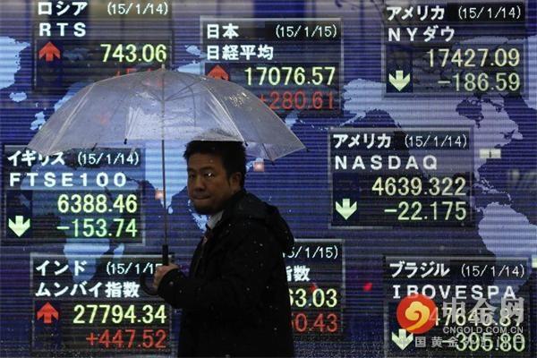 亚洲股市_中国经济中东局势仍是焦点, 今早亚洲股市跌(图)
