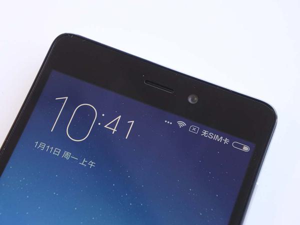红米3开箱组图:背后星纹与iPhone 5同工艺的照片 - 15
