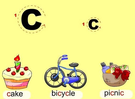 儿童英语字母学习小游戏图片