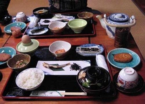 看看日本人日常生活中都吃些啥?(组图)