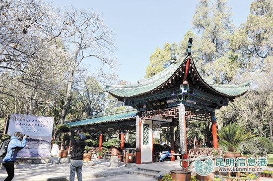 """""""历史文化景观是中国园林图片"""