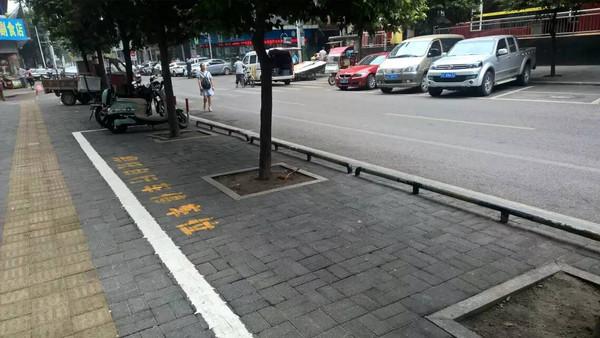 """【小布打探】城区增设472个自行车摩托车停车位乱""""抢车位""""要遭罚款!图片"""