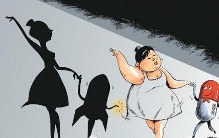 警惕!减肥药惊人的副作用