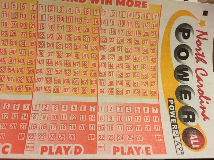 强力球(Powerball)彩票。来源:界面