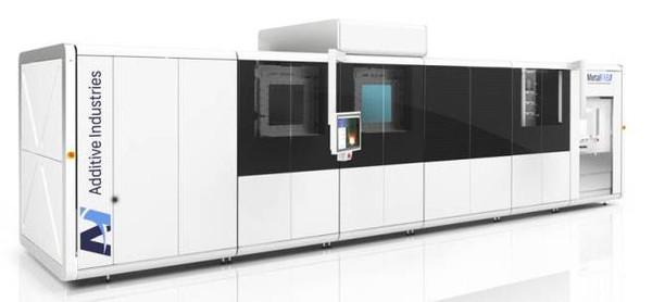 全自动3D打印工厂