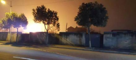浙江杭州一工厂爆炸29辆消防车救援,官方称现场无人员伤亡