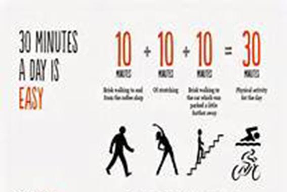 运动量少怎么减肥图片
