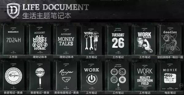 九口山LIFE DOCUMENT生活主题系列,涉足生活方方面面 ...
