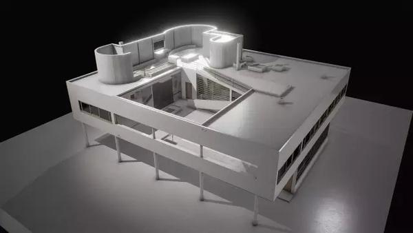 """他要用VR帮数百万建筑设计师建造""""天空之城"""""""