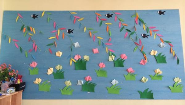 幼儿幼儿园燕子风筝手工制作
