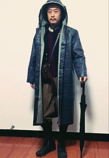 李滨加盟 《新永不消逝的电波》 变身租界巡捕