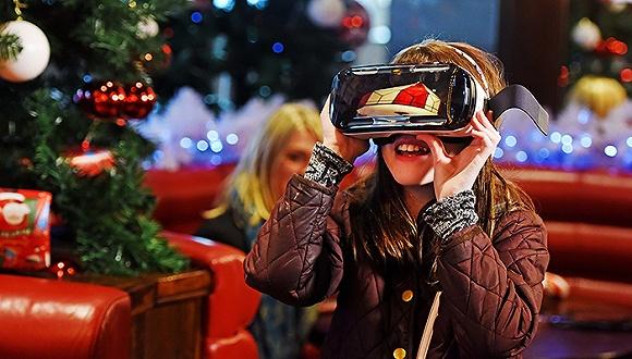 虚拟现实离你越来越近了