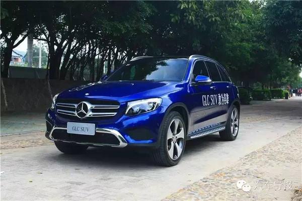 車評|張弛有道——北京奔馳glc300圖片