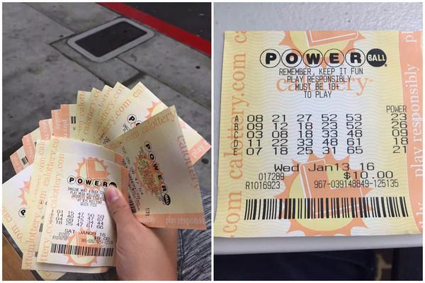 最近盛行美国彩票代购,奖金15亿美金,其中猫腻