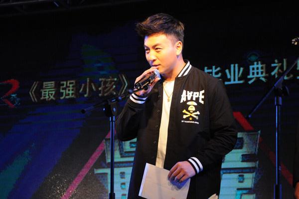 释小龙赵奕欢加盟《最强小孩2》 全国海选启动1