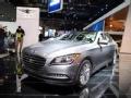[海外新车]2016捷恩斯更名Genesis G80
