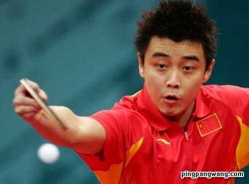 乒乓球直拍改横拍的一些杂乱感想