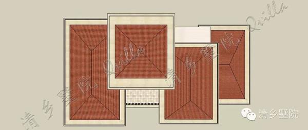 清墅农村自建房 欧式现代简约 3D直观