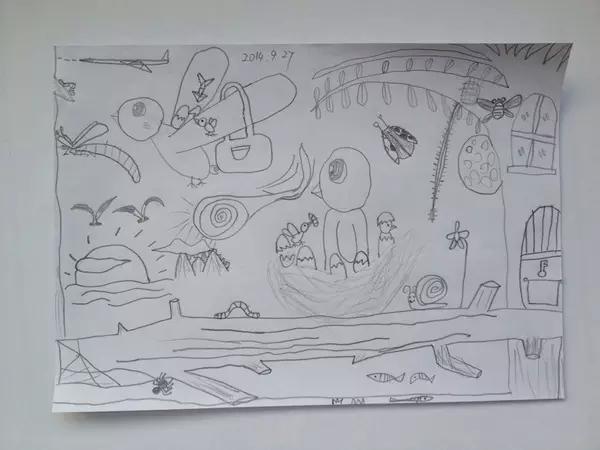 房间俯视图手绘画简单
