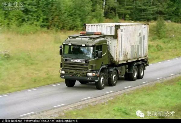 世界各国部分军用重型卡车大集合