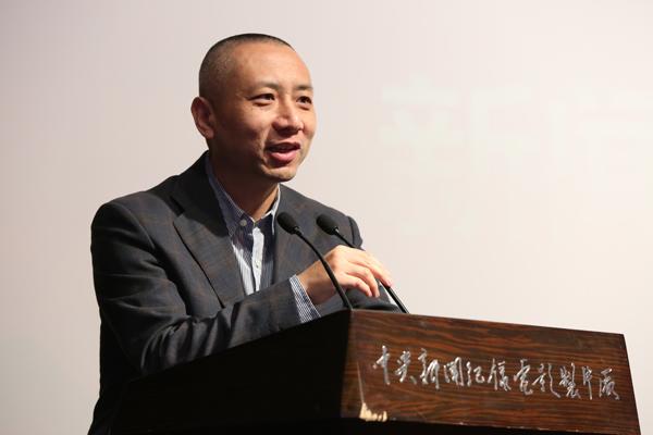 阿里体育副总裁李峰