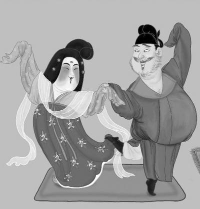 杨贵妃是如何变成胖美人的?(图)图片