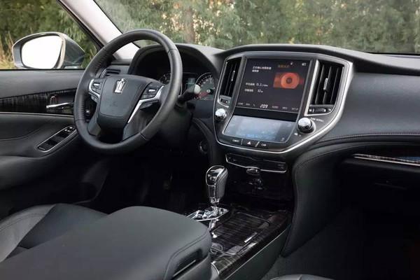 中国2016年度车型评选晋级车型 一汽丰田 皇冠高清图片